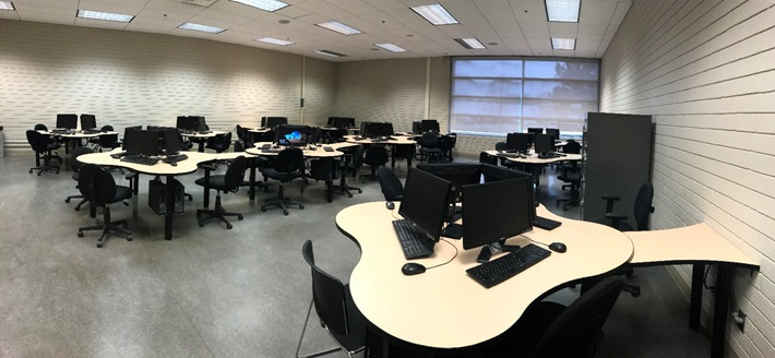 Conference Services Computer Labs 1